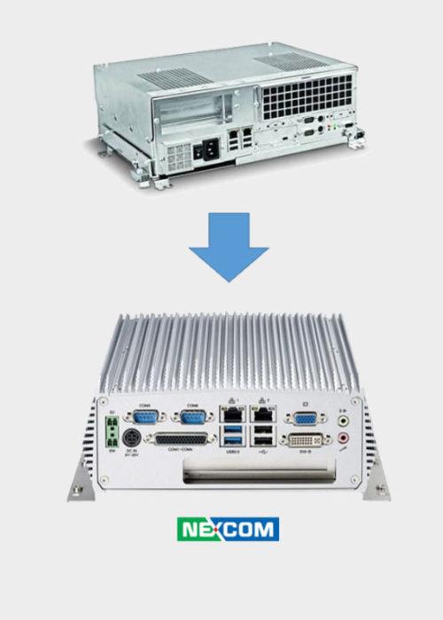 Sistemas de producción paneles sandwich – Adecuación de máquinas – Renovación