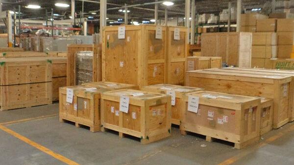 Sistemas de producción paneles sandwich – Servicio – Traslado de plantas