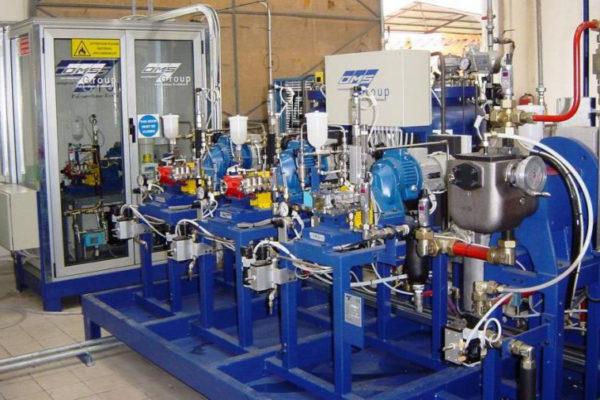 Impianti e linee per la produzione in continuo pannelli sandwich – Impianti – Unità di dosaggio