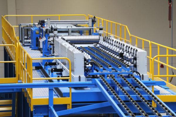 Impianti per la produzione in continuo pannelli sandwich - First srl (3)