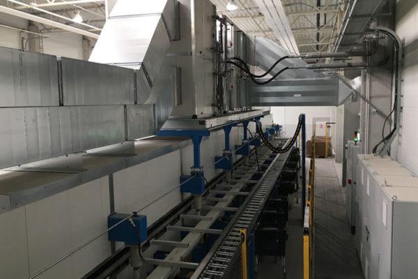 Impianti per la produzione in continuo pannelli sandwich - First srl