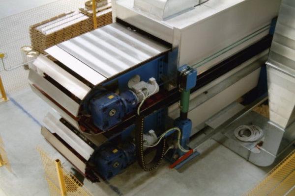 Linee di produzione pannelli sandwich – Impianti – Doppio nastro